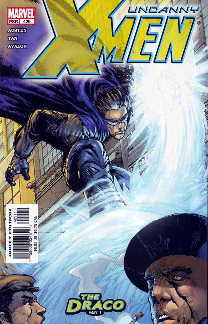 Uncanny X-Men, The comic issue 429